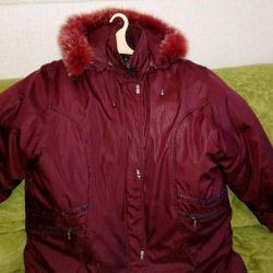 Χειμερινό σακάκι. Μέγεθος 58-60