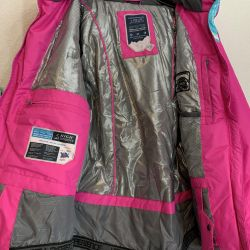 New ski jacket or skirt high experience