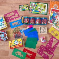 Educational toys package