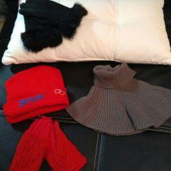 Pălării, mănuși ZimA!