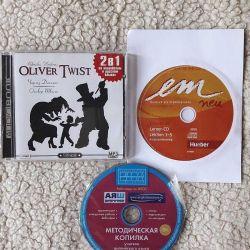 English discs