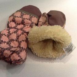 Children's mittens Lenne