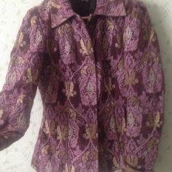 Утеплeнный пиджак