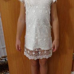Платье нарядное р.116