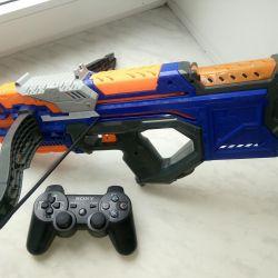 Nerf crossbow