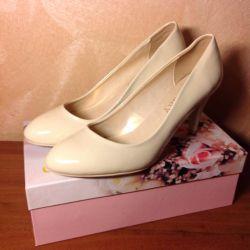 Yeni ayakkabılar s.39