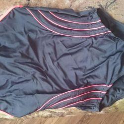 Swimsuit fused