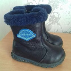 Winter boots, 22 size