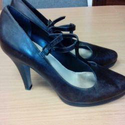 Παπούτσια Βραζιλία, δέρμα, καινούριο