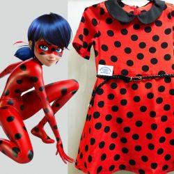 Φόρεμα Ladybug (CostumeLady Bug)