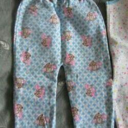 Детские штаны и ползунки все новое