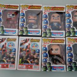 Figures Avengers pop avengers