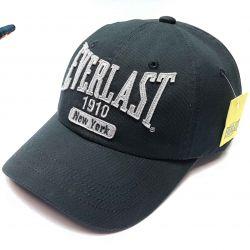 Бейсболка Everlast (черный)