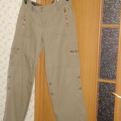 pants for outdoor activities