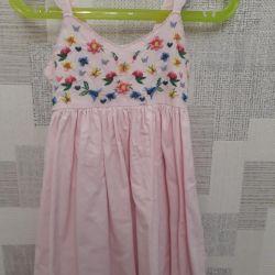 Children's dresses.