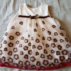Μονόλιζα φόρεμα 9 μηνών Ιταλία