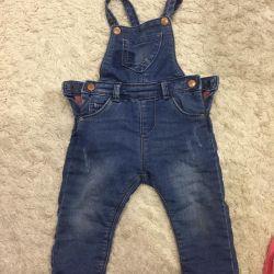 Jeans Zara 6-9 months