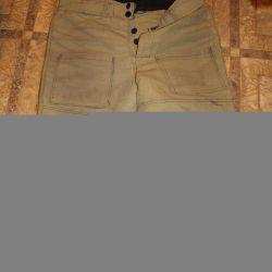 Штаны для сварщика
