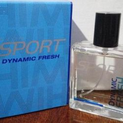 Sport Dynamic Fresh - X - aroma of freshness
