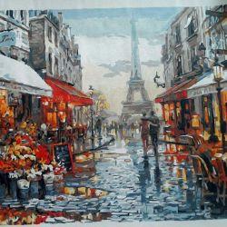Pictura prin numere. Paris