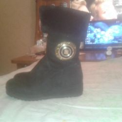 Boots size 38