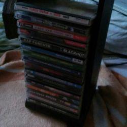 Disks, many