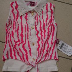 Double blouse p 86-92 cm Turkey new