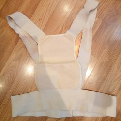 Vest for posture correction