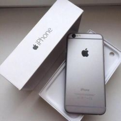 IPhone 6 gray (32GB)