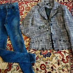 Pantaloni pentru costum pentru femei