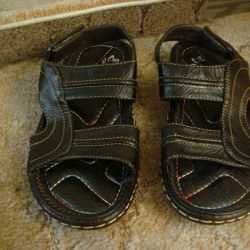 New sandals size 36