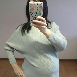 Maternity Clothes Pullover Mango