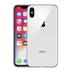 Apple iPhone X 64GB Silver - - Noutăți în stoc