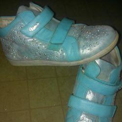 Kıza ayakkabı satacağım