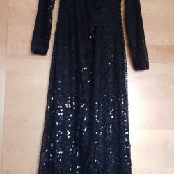 Noua rochie este foarte frumoasă