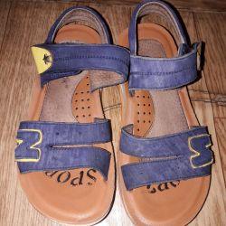 Sandals 31 r. (18.5-19 cm)