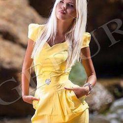 Платье сердечко