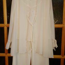 Evening suit - three 48, 50, 52 p