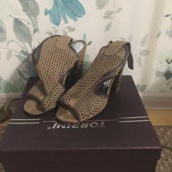 Sandals natural