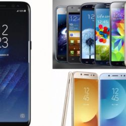 New Samsung Galaxy (J3, A3, A5, A10, A20, S7, S8, S9)