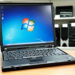 Lenovo ThinkPad T60 (Intel 2 ядра, 2Gb RAM, 80Gb)
