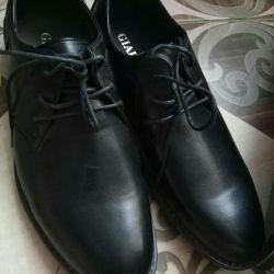 Νέα ανδρικά παπούτσια, μεγέθους 42