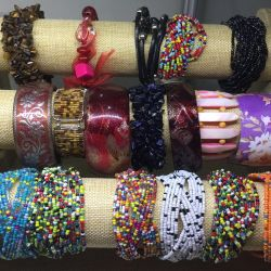 Bracelets to choose from