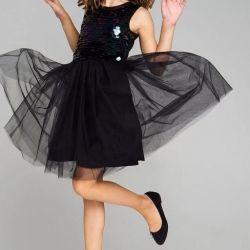 Elegant sequin dress