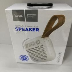Wireless speaker HOCO BS22