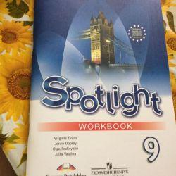 9. Sınıf İngilizce Çalışma Kitabı
