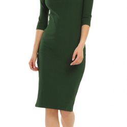 Midi elbise yeni
