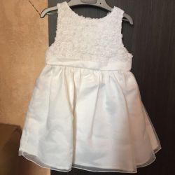 Bir yıl için elbise