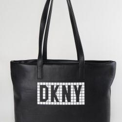 Bag black DKNY, New! Free shipping