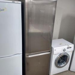 Ψυγείο Ariston. Δύο συμπιεστές